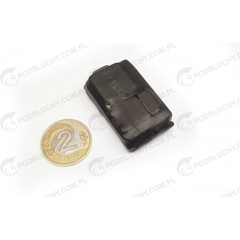 Miniaturowy lokalizator GPS z podsłuchem, GPS GT4 MINI