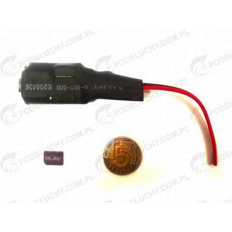 GPS CT3 montowany na stałe miniaturowy lokalizator GPS z akumulatorem