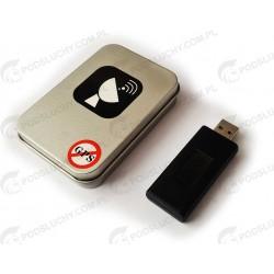 Miniaturowy zagłuszacz USB L1 L2
