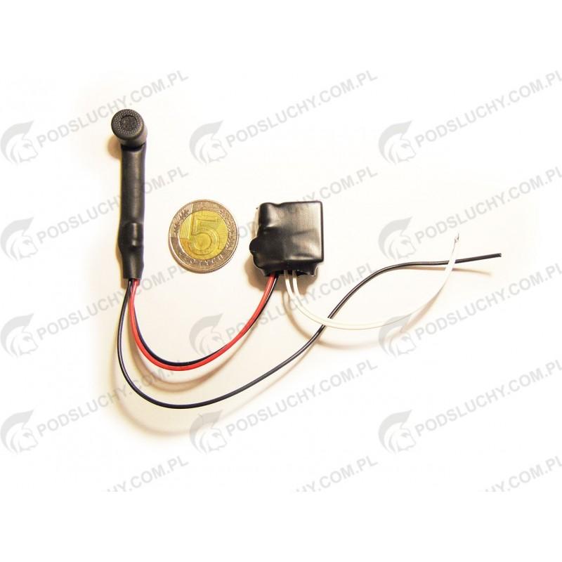 Podsłuch radiowy DT-220 do gniazdka, przedłużacza, 220V, 230V, 240V