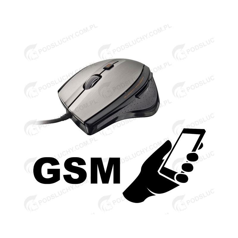 Podsłuch GSM, dzwoń z komórki, w myszce USB