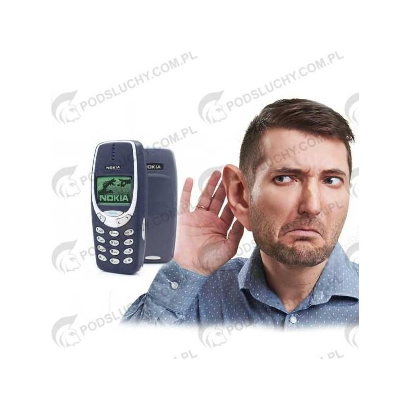 Nokia 3310 z podsłuchem otoczenia